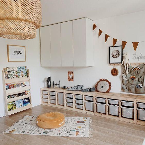 Ikea Trofast, el almacenaje perfecto para espacios