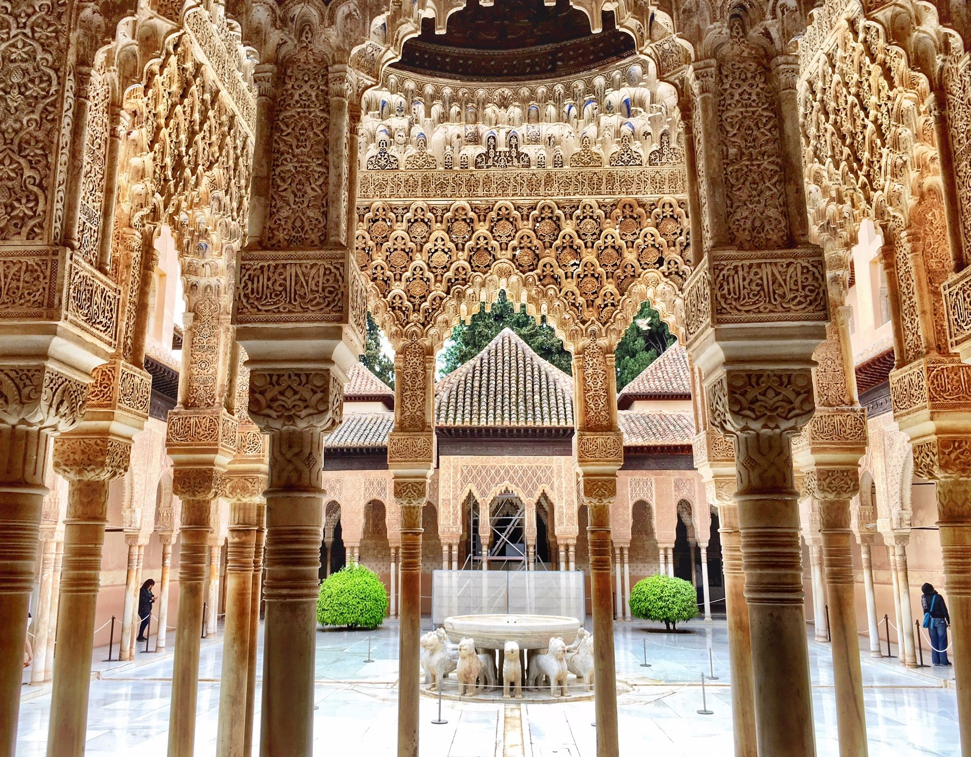 40++ Game of thrones spain locations alhambra ideas in 2021