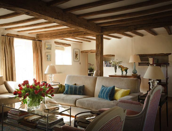 Consultant Country Cottage Berkshire Interior Design Uk