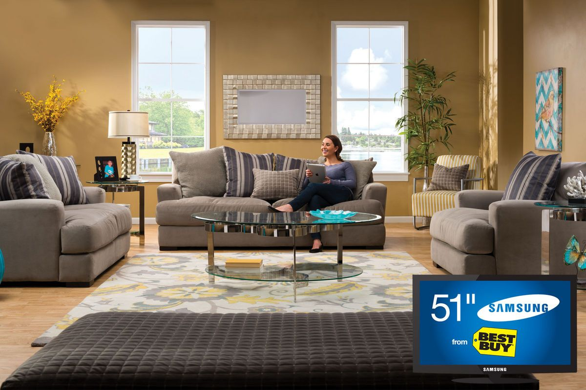 carlin big picture package with 51 samsung plus a free soundbar or