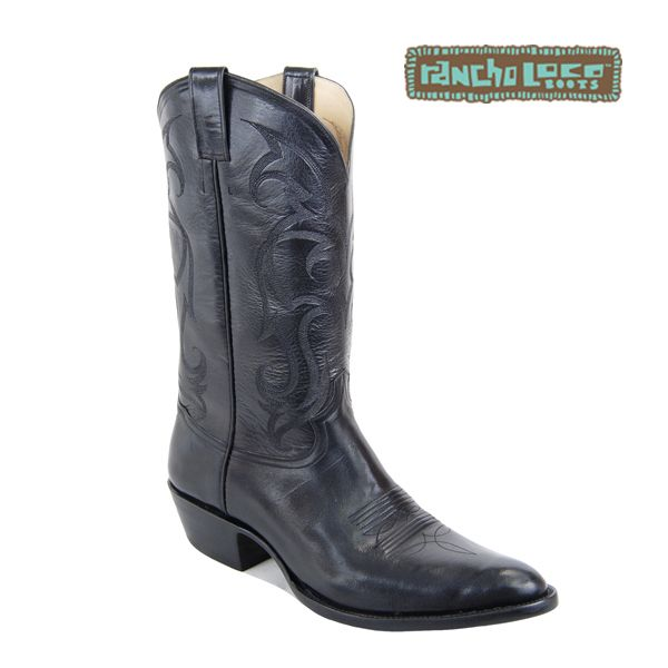 Conrad Boots, $390 - All-Leather Cowboy Boots - Handmade Cowboy Boots