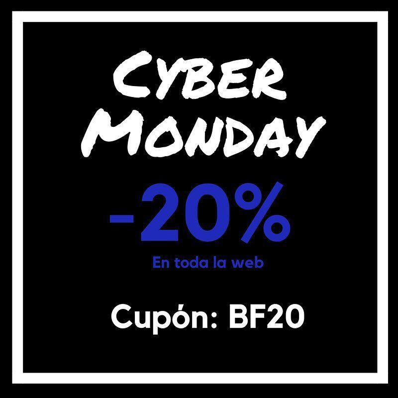 Cyber Monday Usa El Cupon Bf20 Y Tendras Un 20 De Descuento En La Shop Online Envios A Toda Espana In 2020 Spring Summer Fashion Summer Fashion Tech Company Logos