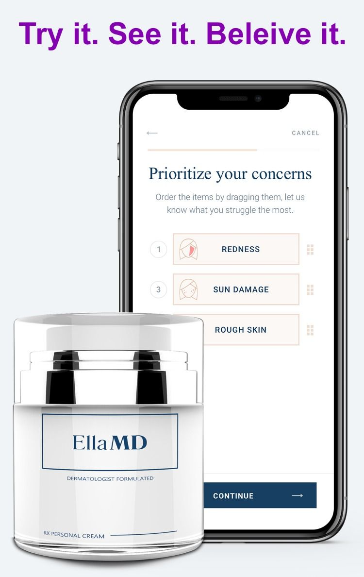 It's time to upgrade to customized skincare Expect more