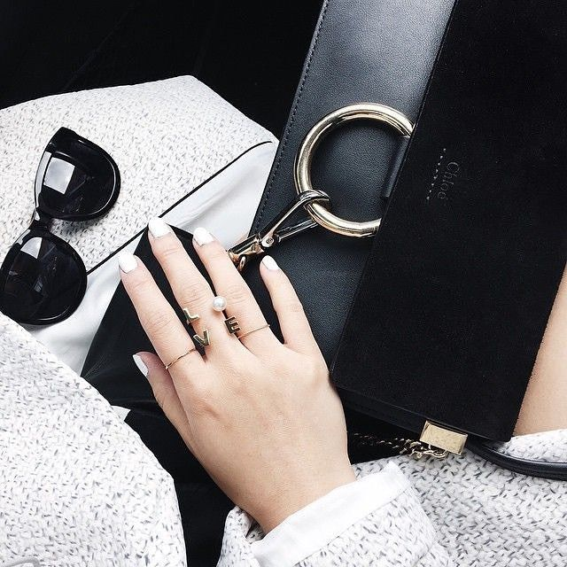 Accessories complete the look. // Follow @ShopStyle on Instagram to shop this look