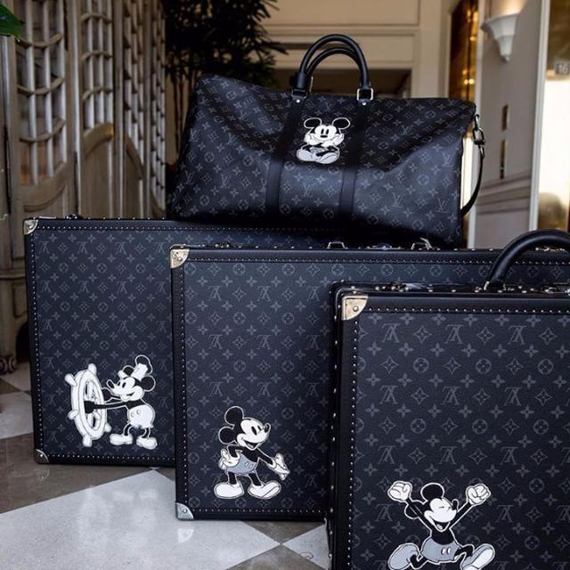 1f9a9e34daa0d3  LV Diary 101  Mickey Mouse   Louis Vuitton ❤ by  designercommunity . -