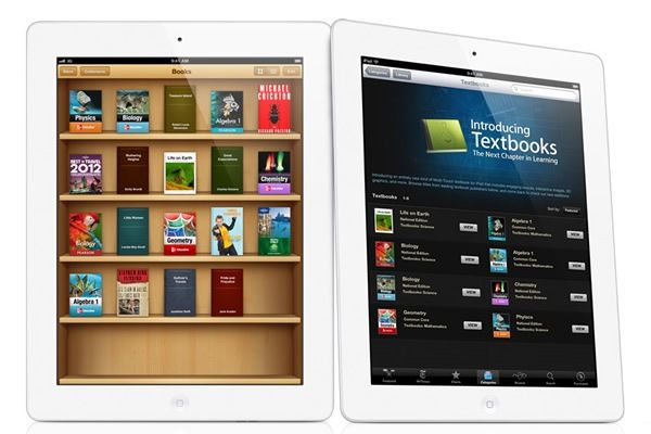 Apple Rolls Out iPad Textbooks, Publishing Software for