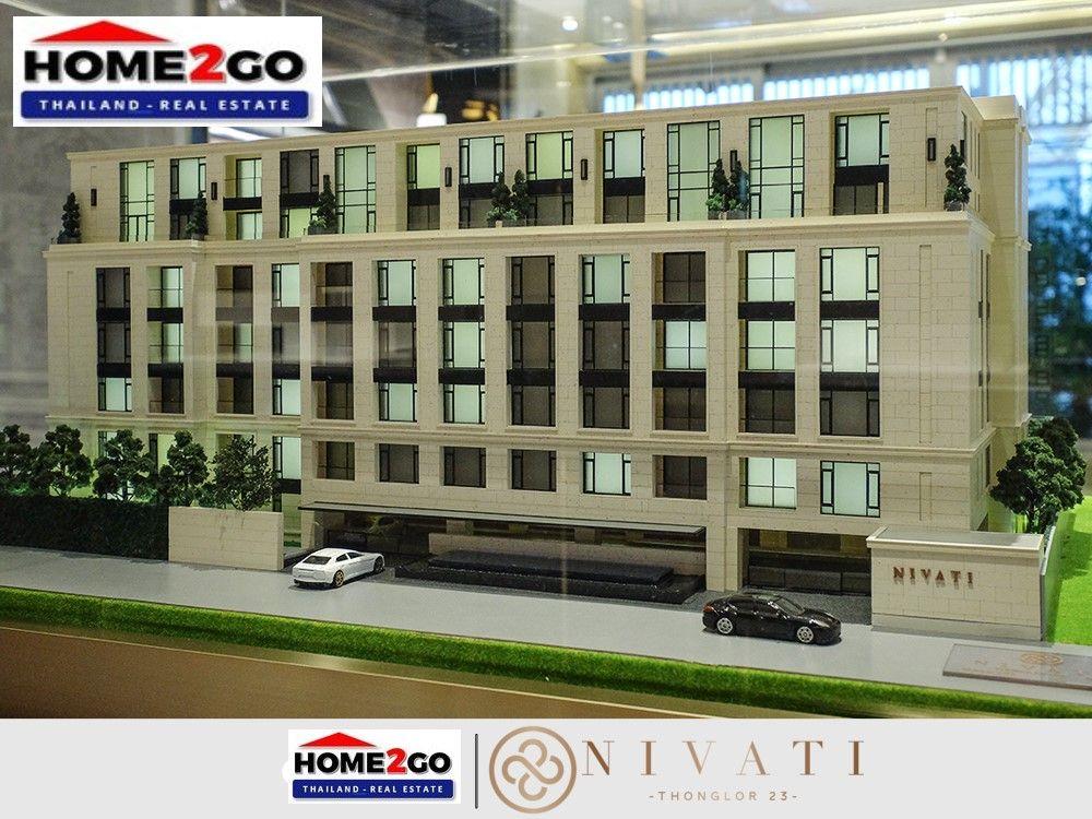 Nivati Condominium Thonglor 23 Condominium, New