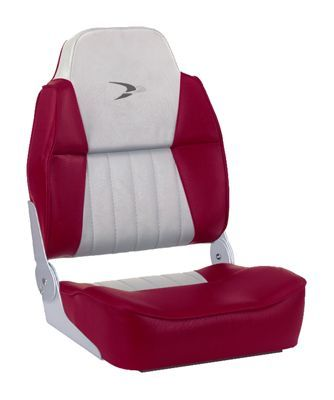 Wise Premium Folding Fishing Chairs - Deluxe High-Back Seat