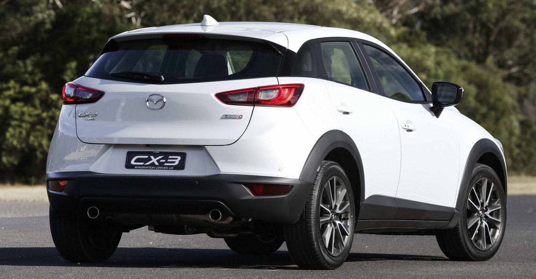 CX-3 Mazda reviews - http://autotras.com