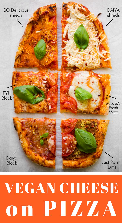 Vegan Pizza Cheese Reviews Vegan Pizza Vegan Pizza Cheese Healthy Snacks Recipes