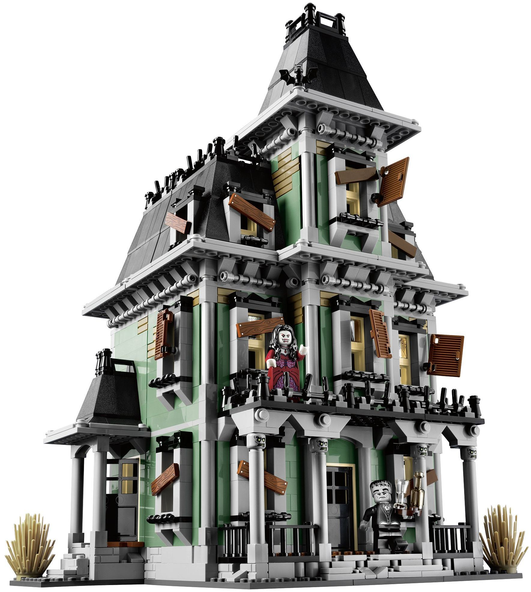 LEGO 10228 Haunted House Investment Potential that is