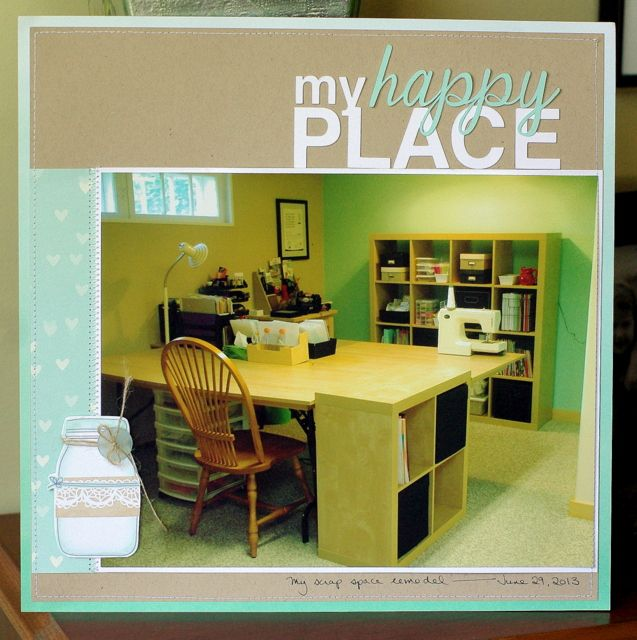 to the full: scrapbooking layouts