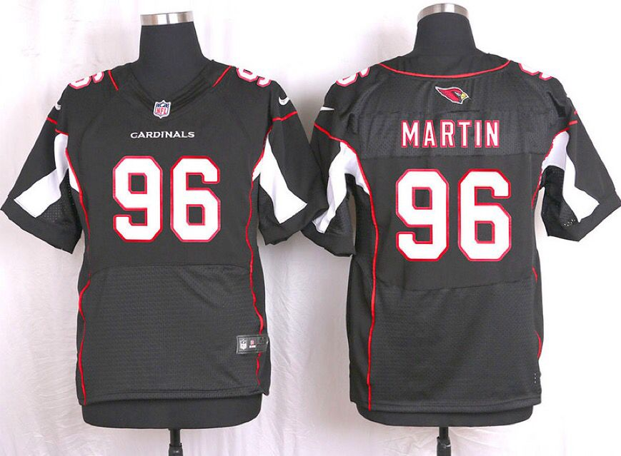 86410c9cfc7 ❤️NFL Arizona Cardinals 96 Kareem Martin Black Elite Jersey 21.99 Mens Philadelphia  Eagles ...