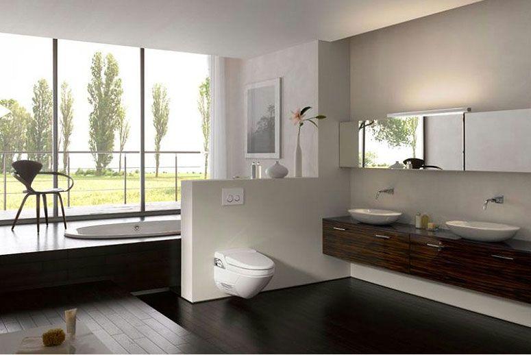 Toilette Keramag Icon spülrandlos | Wohlfühlbäder | Pinterest ... | {Bad und sanitär 33}