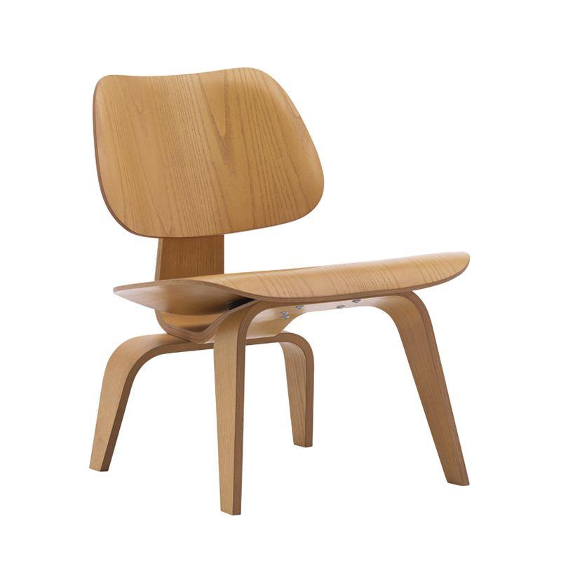 LCW Fauteuil VITRA Silvera Fauteuils Ma Maison Et Chaises - Petit fauteuil en bois