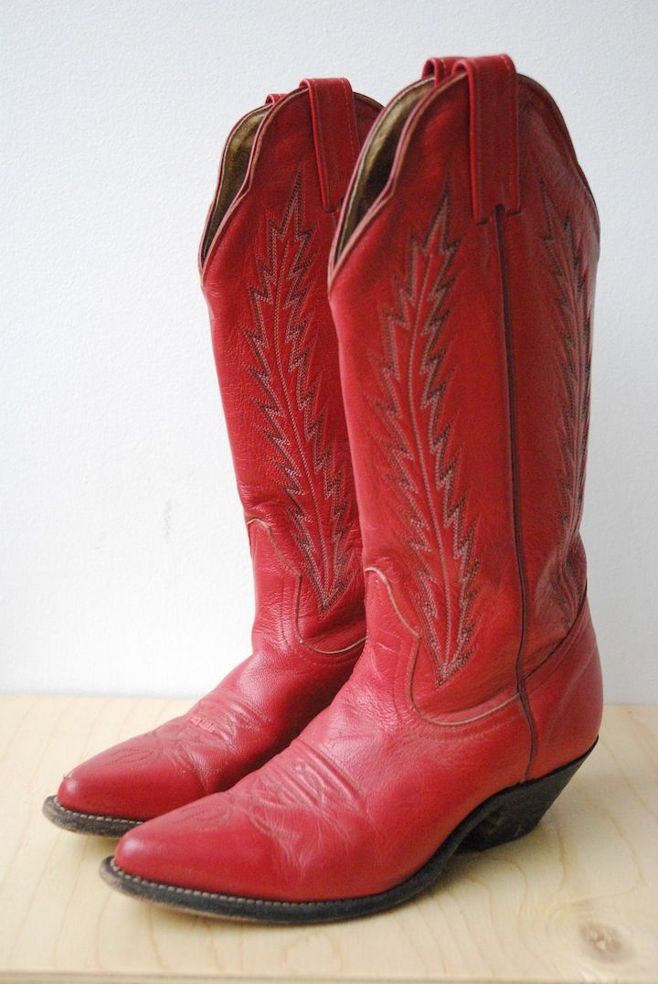 Cowboy Boots for Women | Red Cowboy Boots | LOVEN' them Cowboy ...