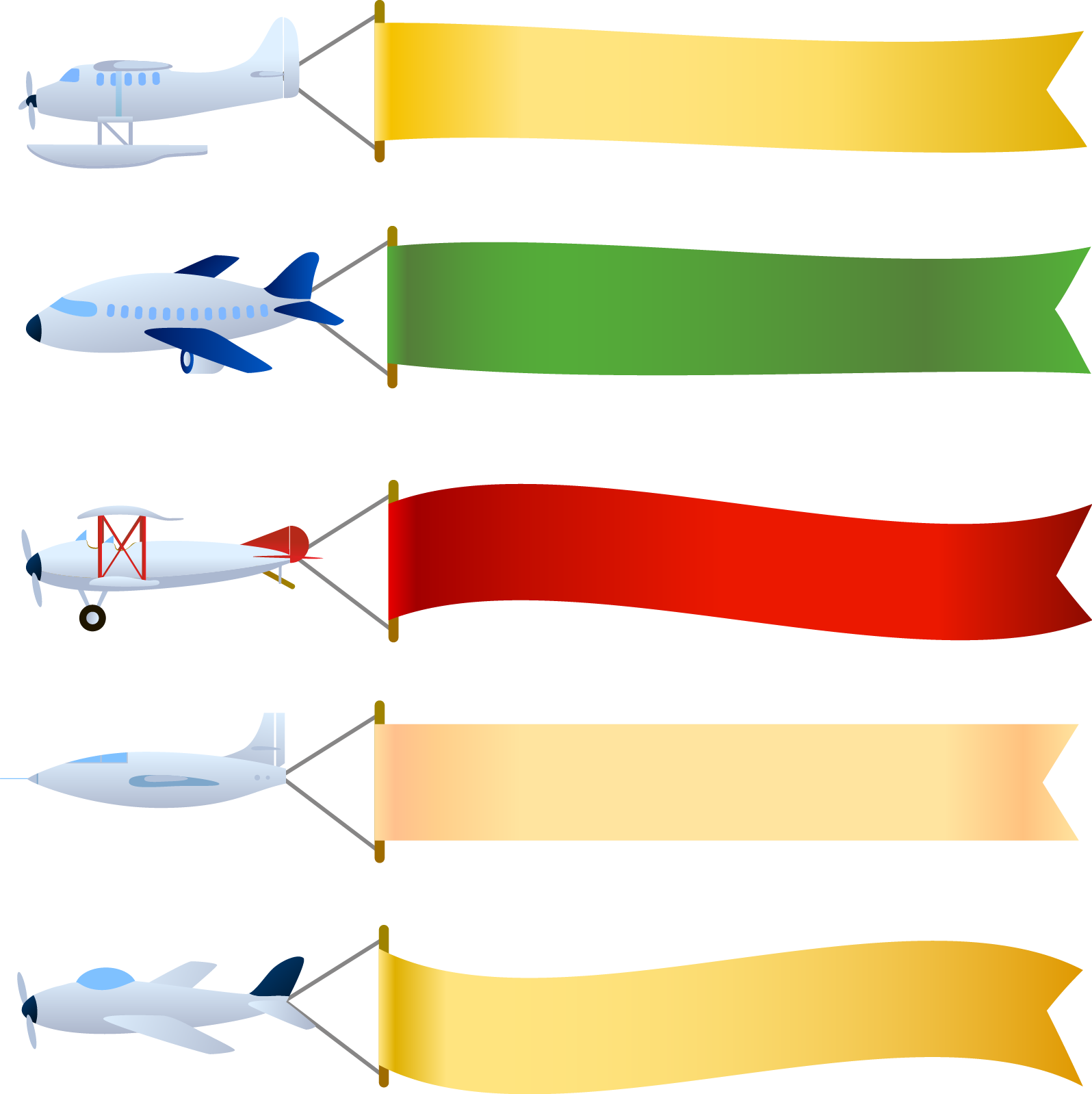 Airplane Aircraft Banner Clip Art Aircraft Off With Ribbon 1596 1598 Transprent Png Free Download Graphic Banner Clip Art Banner Drawing Banner Advertising