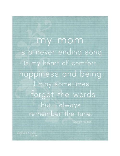 Pin by Eliza Z on May | Pinterest | Mother quotes, Mom ...