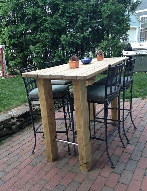 Acquire Terrific Ideas On Bar Tables They Are Actually Readily Available For You On Our Website Outdoor Bar Table Patio Bar Table Outdoor Bar Height Table