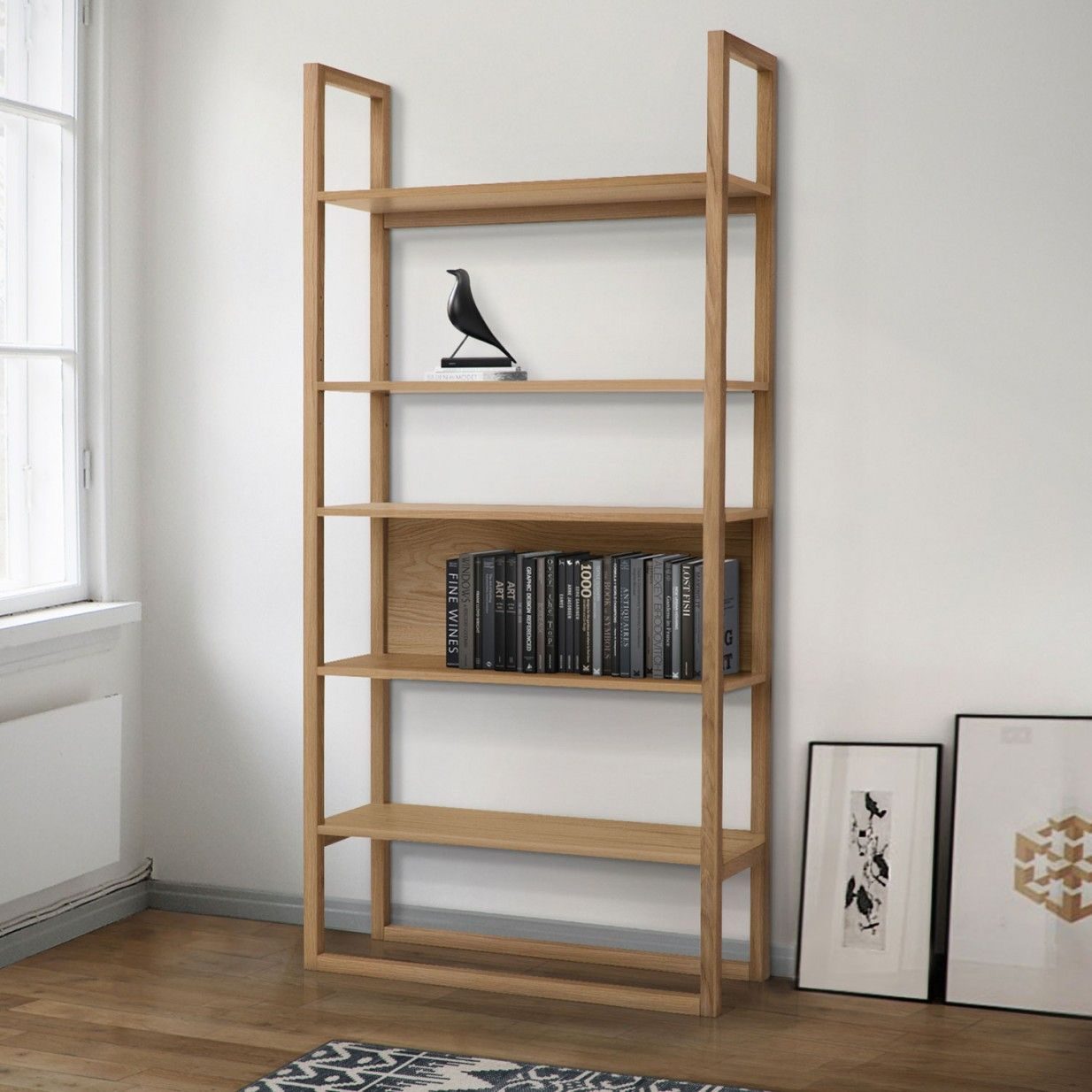 Bücherwand Lutz Newest Bücherregal Woodman F19 Bookcase Ladder