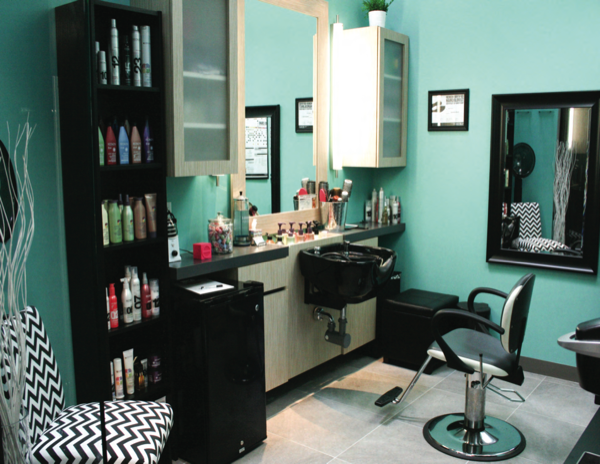 Home Salon Idea Home Salon Home Hair Salons Beauty Salon Decor