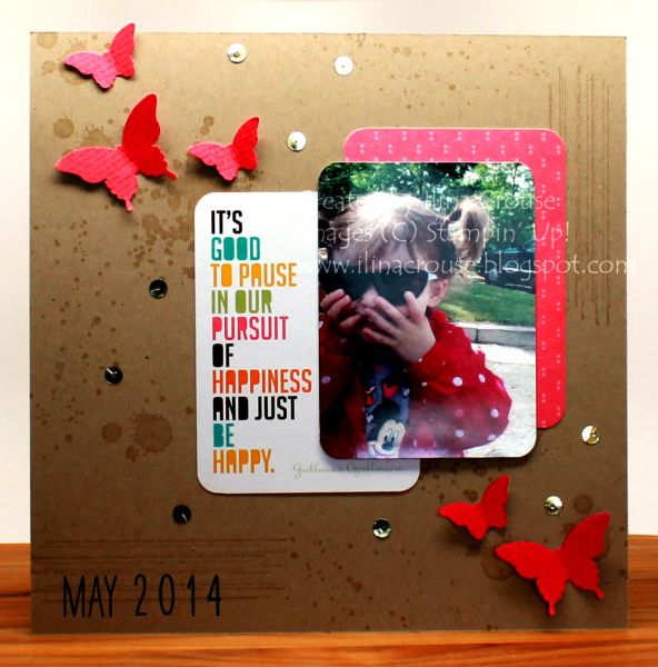 Project Life Meets Classic Scrapbooking Scrapbook Pages