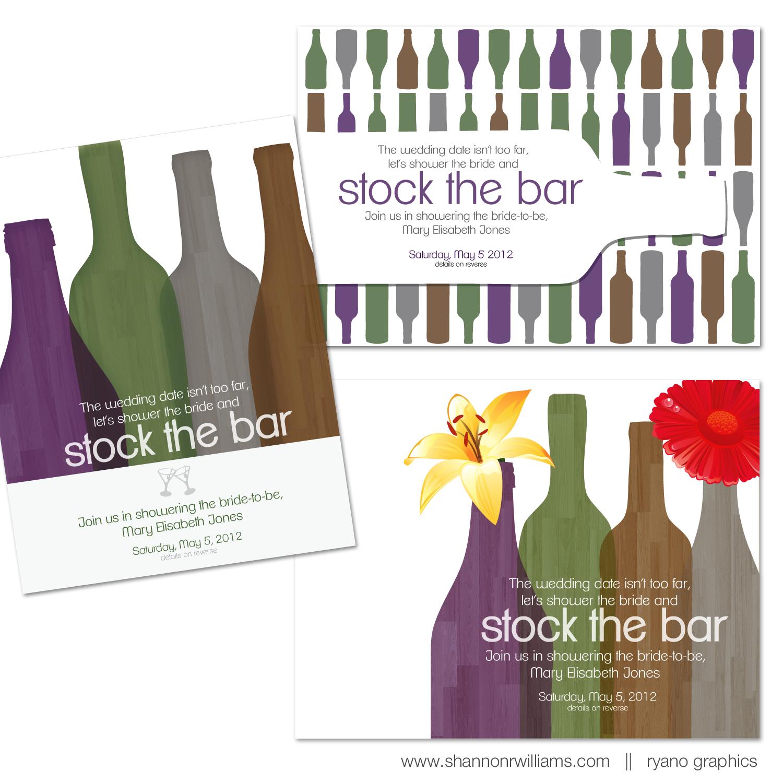 stock the bar\