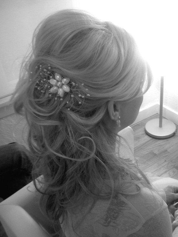 Wedding hair do!