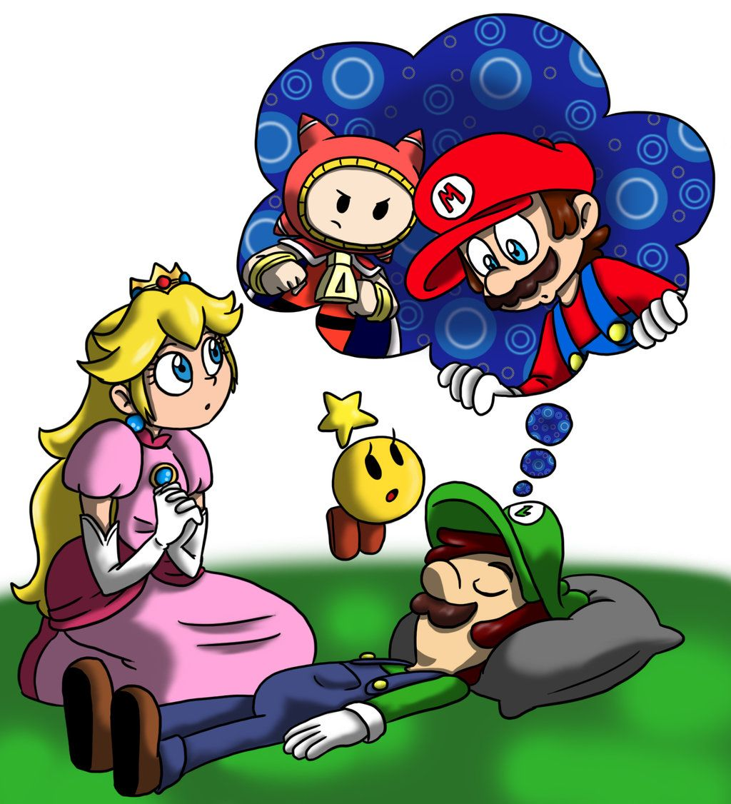 Mario And Luigi Dream Team By Ssstawa Deviantart Com On