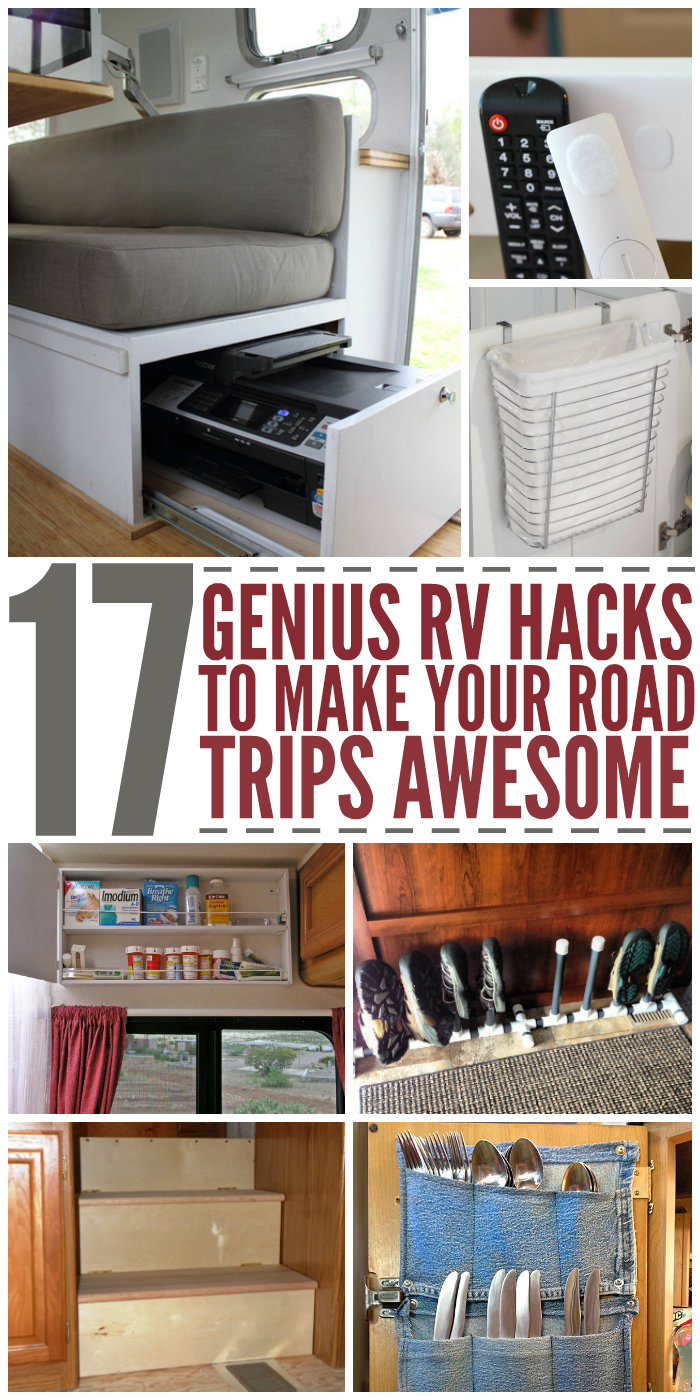 17 RV Living Tips to Make Your Road Trips Awesome