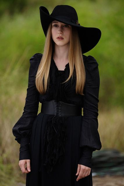 "This Is The Best Theory About Taissa Farmiga's ""American Horror Story: Roanoke"" Character"
