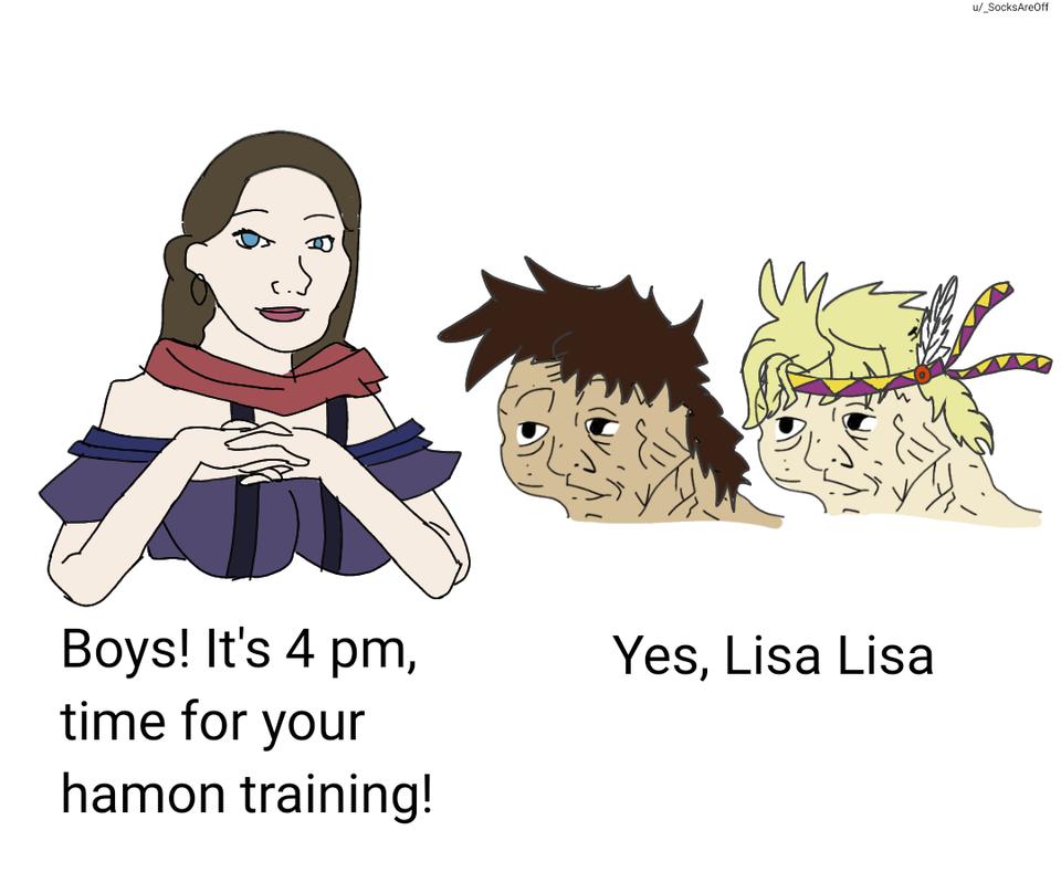 Overused Meme But I Wanted To Do This Shitpostcrusaders Jojo Bizarre Jojo Bizzare Adventure Anime Funny