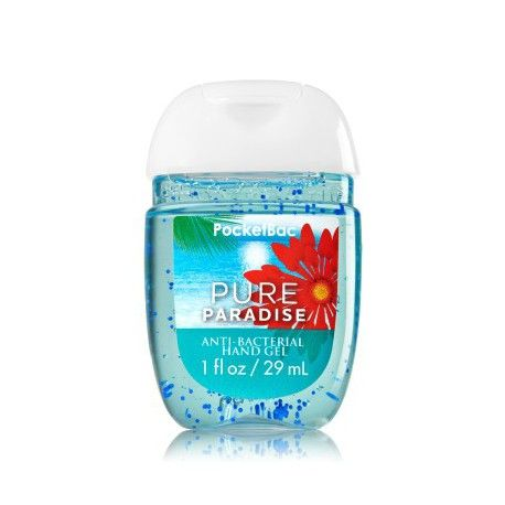 Mini Antibacterien Pure Paradise Bath And Body Works Bath Body