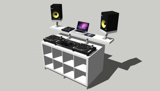 marques pinterest meuble vinyle vinyles. Black Bedroom Furniture Sets. Home Design Ideas