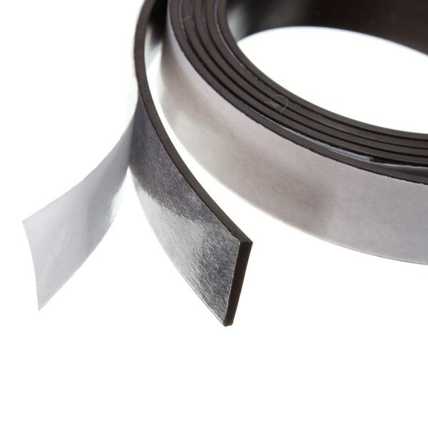 5mx12x1 5mm Self Adhesive Flexible Magnetic Strip Magnet Tape Via Goods From Michal Click On The Image To See More Magnetic Strip Adhesive Flexibility