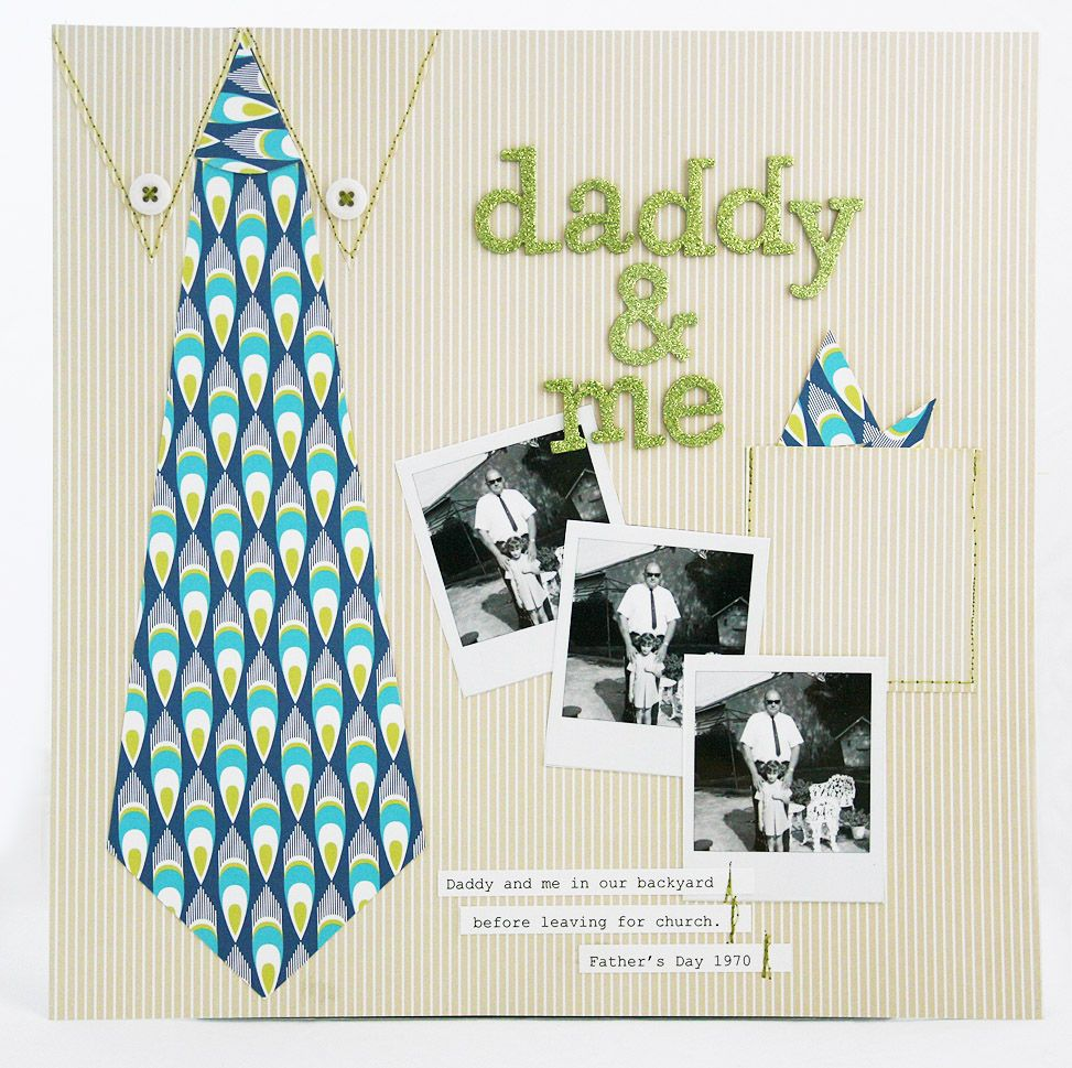 Father's Day Week: Put A Tie On It!