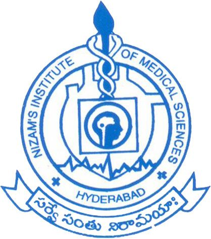 Nizam's Institute of Medical Sciences: Medical Officer & Field Investigator