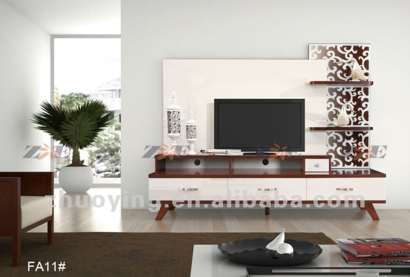 Modern living room tv cabinet design fa11 view modern tv cabinet zoe product details from - Tv cabinet design ...