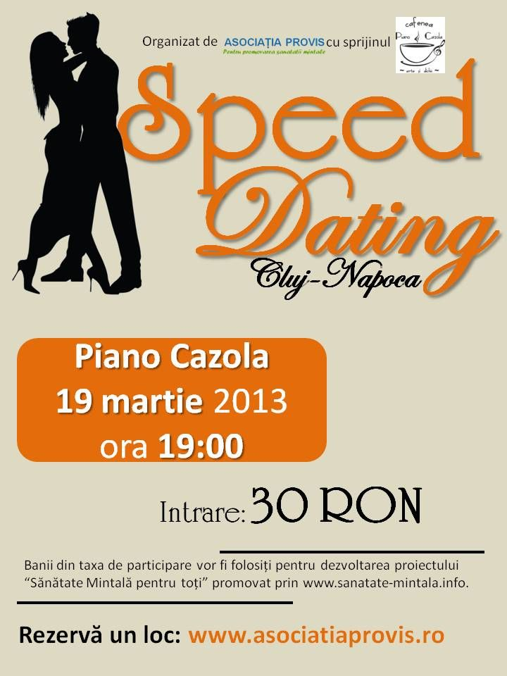 Speed dating cluj