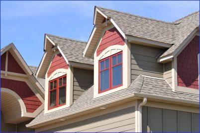 Gutters Toledo Oh Gutter Man Gutters Toledo Http Guttermangutters Com About Us Residential House House Styles Dormers