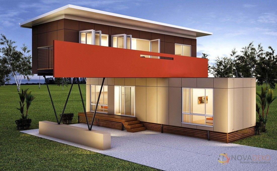 10 Prefab Shipping Container Homes From 24k Www Sellabiz