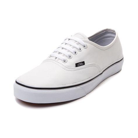 Vans Authentic Leather Skate Shoe