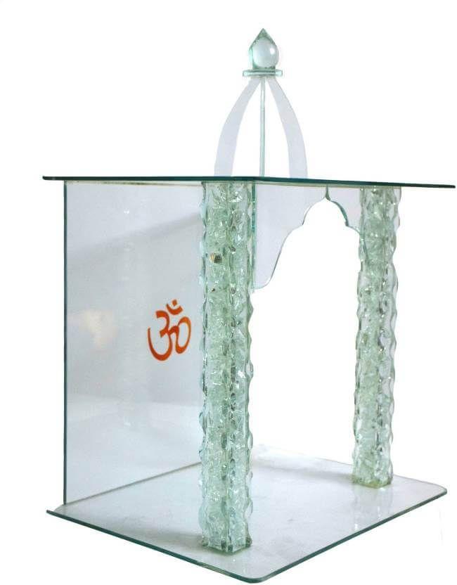 Glass Pooja Mandir Designs | Room designs | Pinterest | Glass and Room