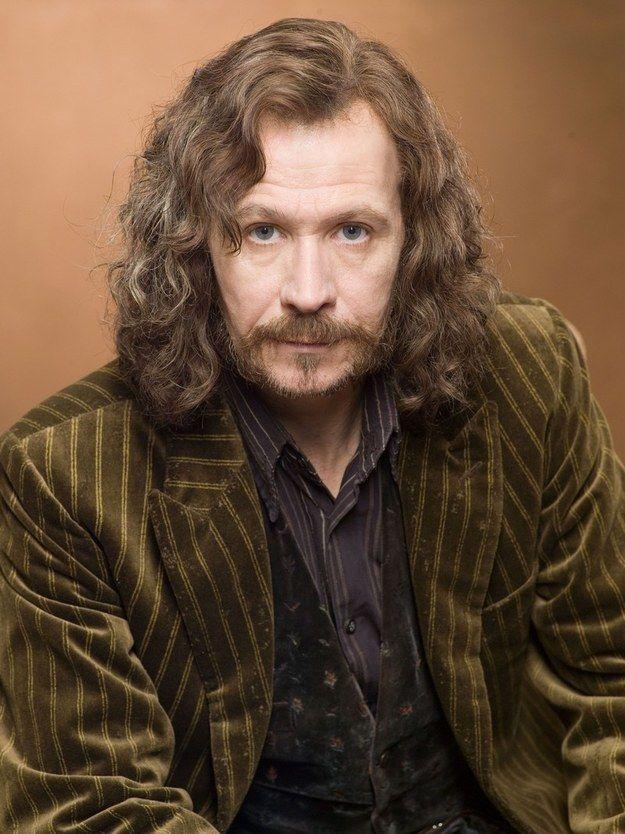 Who Is Your Sirius Black Albus Dumbledore