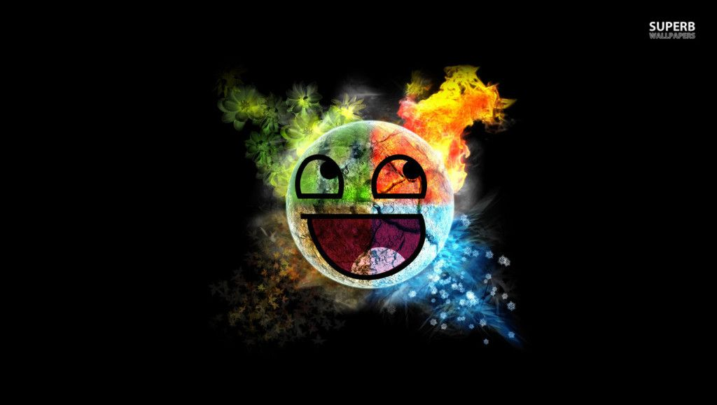 Colorful Awesome Face Wallpaper Website Design Wordpress Free Web Design Cool Wallpaper