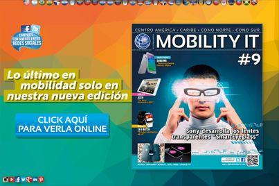 Disfruta del contenido de nuestra revista Mobility http://www.mobility-it.com/mag/09/index.html