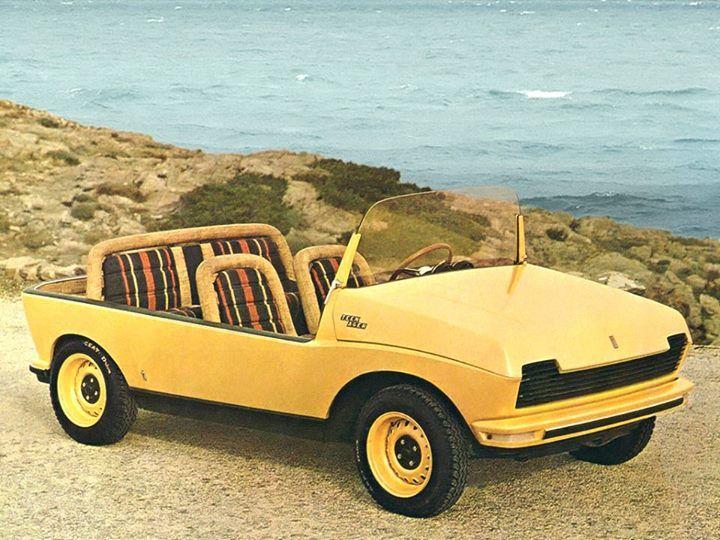 Fiat 128 Teenager