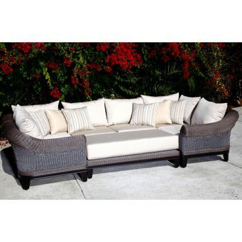 Endura Premium 7 Piece Patio Seating Set