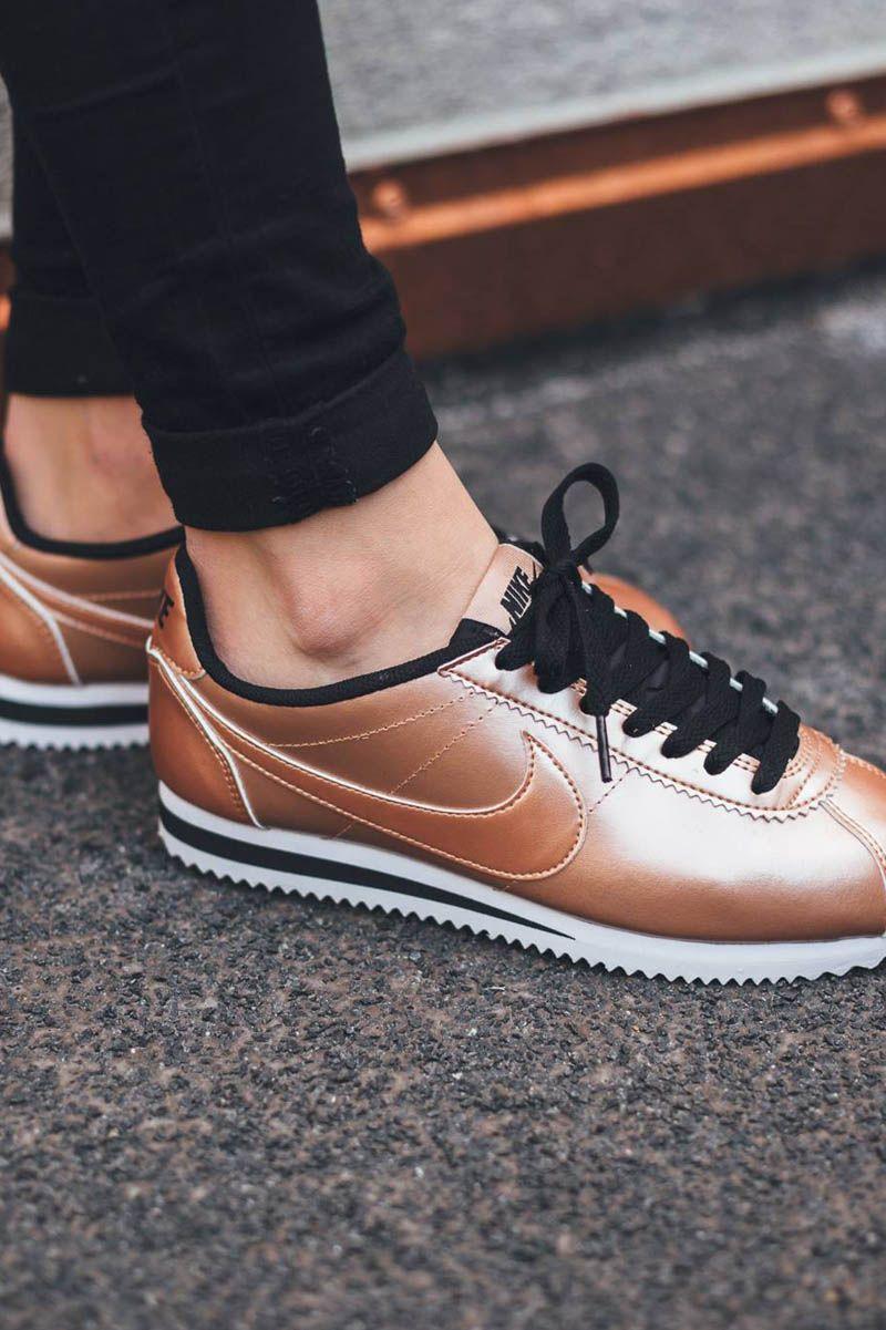 Nike Cortez Bronze 38