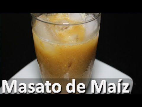 Masato De Maíz Receta Colombiana Recetas Tipicas Valle Del Cauca Youtube Recetas Colombianas Postre De Higos Comida